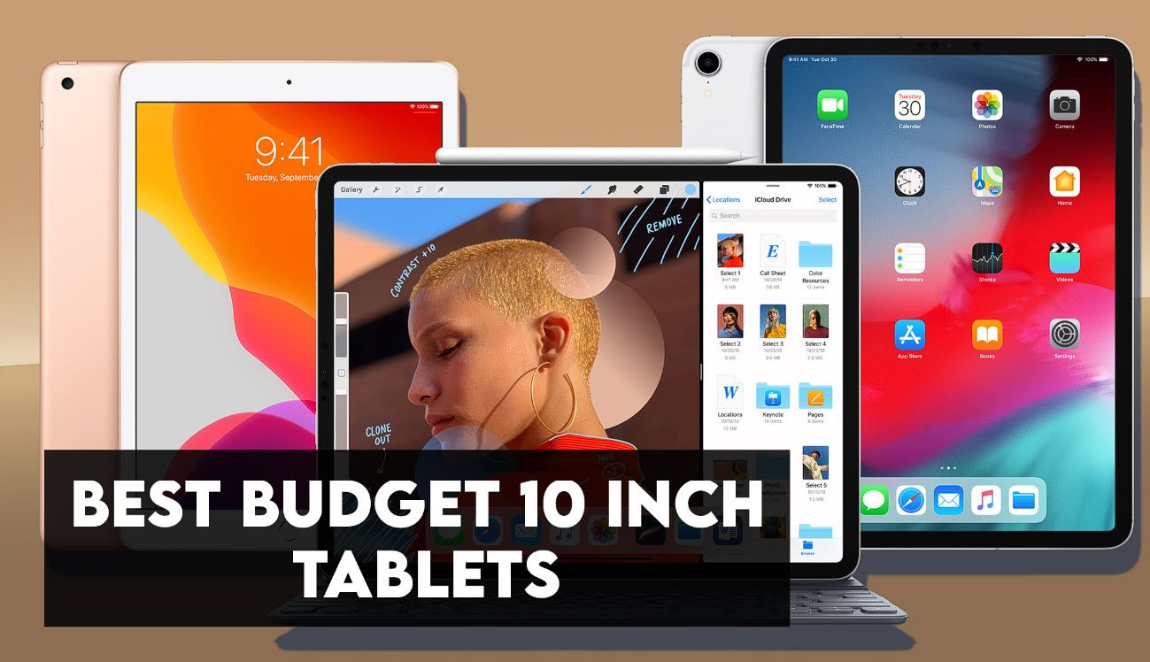 best budget 10 inch tablet-