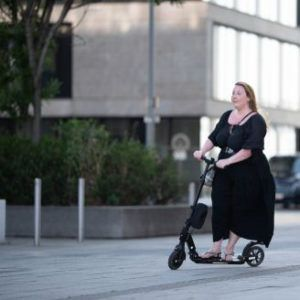 electric scooter for overweight adults